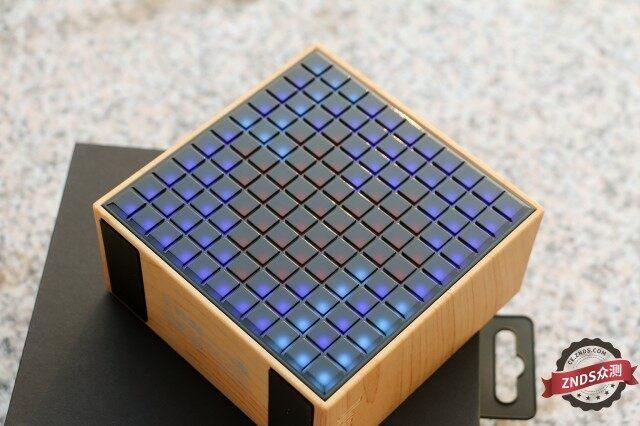 像素式音箱