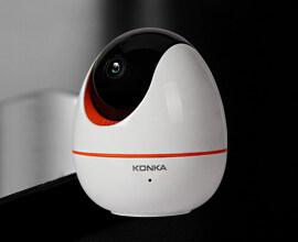 康佳超级语音智能摄像机