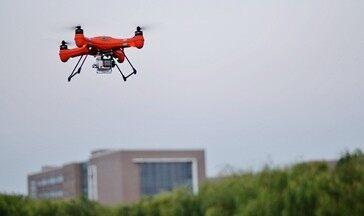 【ZNDS众测】能上天又能下海的斯威普防水无人机