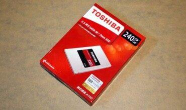 电脑系统盘优选 ------ 东芝A100 SSD评测