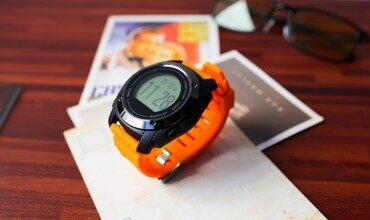 为运动而生:GPS定位心率运动智能手表评测