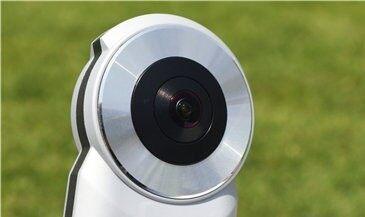 轻松记录专属全景影像-TG 全视角VR全景相机评测