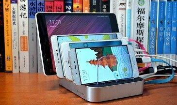 【ZNDS众测】原来充电也能如此优雅,明能X4——桌面充电好管家