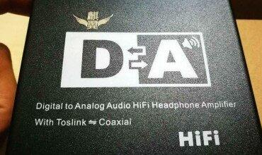 【ZNDS众测】聆听万物的声音—麒翼DA1数字音频转换器评初上手