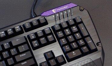 重剑无锋、大巧不工,机械键盘标杆-铁修罗罗贝拉剑全彩键盘测评
