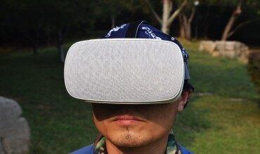 2K屏、自带扬声器、可玩2D游戏的PICO VR一体机
