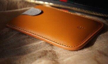 【ZNDS众测】时尚简单够实用,DAX卡包,我的出行新装备