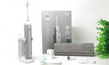 【ZNDS众测】坚持科学刷牙的懒人机器—usmile U1声波电动牙刷