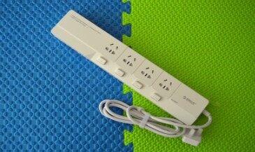 【ZNDS众测】安全好用的插排——ORICO新国标排插使用体验