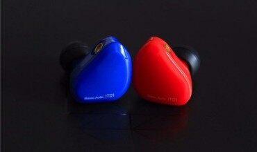 红蓝搭配iBasso IT01强势回归,HiFi烧耳价格不足千元