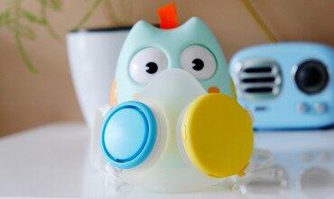 【ZNDS众测】专为儿童设计的有趣防霾口罩——咘噜儿童防霾口罩C01
