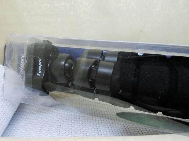 摄影好帮手---fotopro八爪鱼相机支架